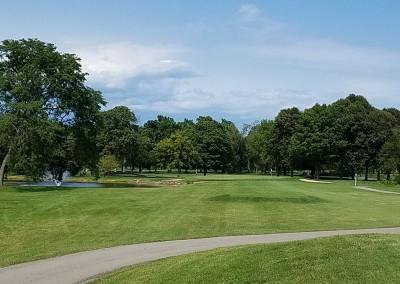 Brown Deer Golf Course Hole 11 Tee