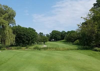Brown Deer Golf Course Hole 12 Tee