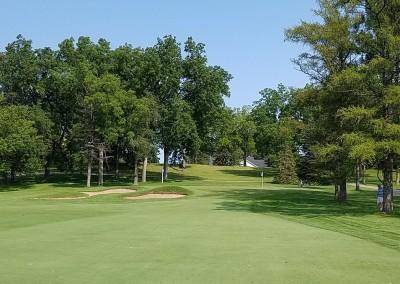 Brown Deer Golf Course Hole 15 Approach