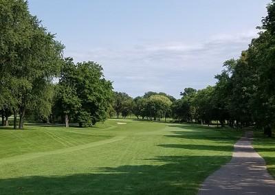 Brown Deer Golf Course Hole 15 Tee