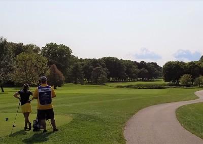 Brown Deer Golf Course Hole 18 Tee