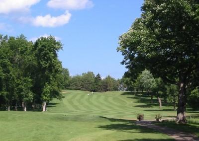 Brown Deer Golf Course Hole 2