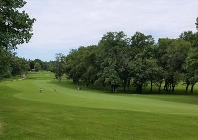 Brown Deer Golf Course Hole 2 Fairway