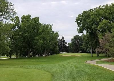 Brown Deer Golf Course Hole 3 Tee