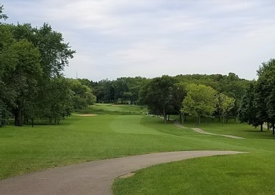 Brown Deer Golf Course Hole 4 Tee