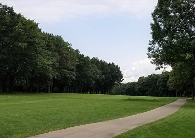 Brown Deer Golf Course Hole 8 Tee