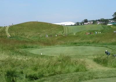 Erin Hills Golf Course 2017 U.S. Open Hole 8 Tee