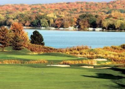Geneva National Golf Resort Fall Approach
