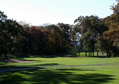 Golf Courses of Lawsonia - Woodlands Course - Hole 13 Tee