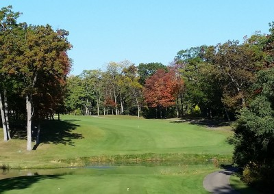 Golf Courses of Lawsonia - Woodlands Course - Hole 8 Tee