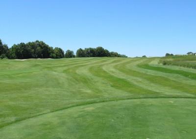 The Bog Golf Course Hole 1 Tee