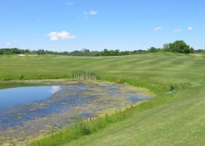 The Bog Golf Course Hole 10 Tee