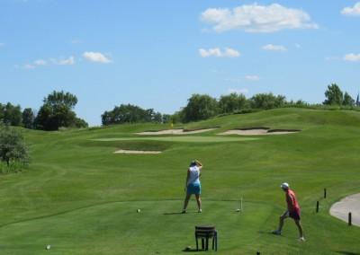 The Bog Golf Course Hole 11 Tee