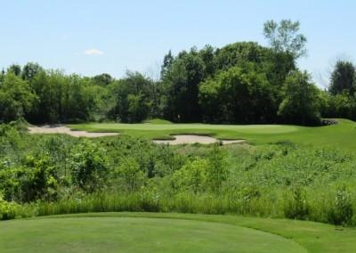 The Bog Golf Course Hole 13 Tee
