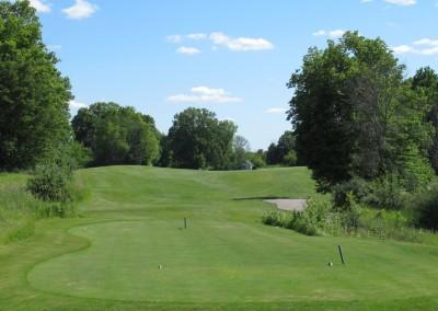 The Bog Golf Course Hole 15 Tee