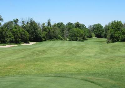 The Bog Golf Course Hole 2 Tee