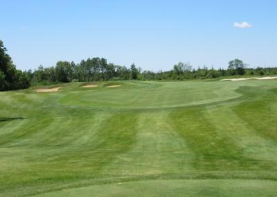 The Bog Golf Course Hole 3 Tee