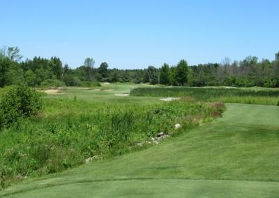 The Bog Golf Course Hole 5 Tee