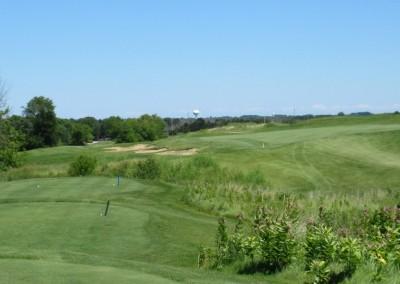 The Bog Golf Course Hole 9 Tee