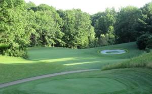 Thornberry Creek Golf Course Hole 1 Tee