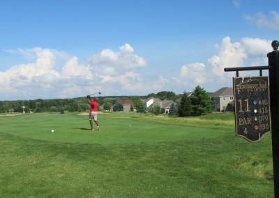 Thornberry Creek Golf Course Hole 11 Tee