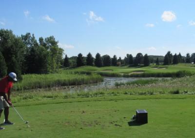Thornberry Creek Golf Course Hole 12 Tee