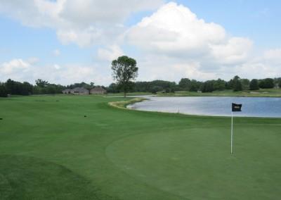 Thornberry Creek Golf Course Hole 7 Green