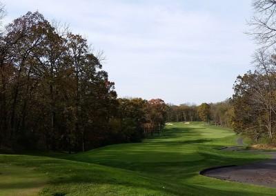 University Ridge Golf Course Hole 10 Back Tee
