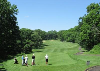 University Ridge Golf Course Hole 10 Boys HS