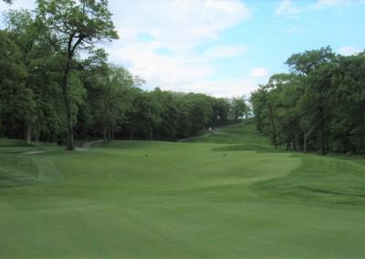 University Ridge Golf Course Hole 10 Green