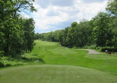 University Ridge Golf Course Hole 10 Tee