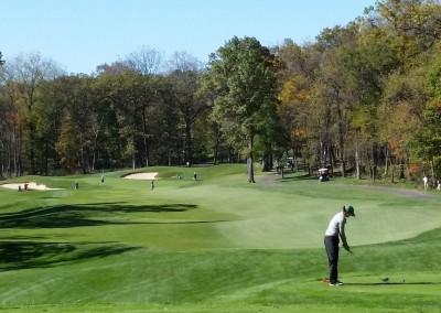 University Ridge Golf Course Hole 10 Tee - Girls HS