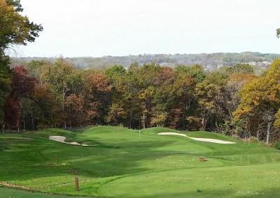 University Ridge Golf Course Hole 12 Back Tee
