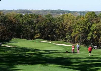 University Ridge Golf Course Hole 12 Tee - Girls HS
