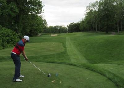 University Ridge Golf Course Hole 13 Tee