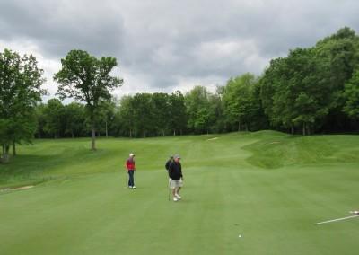 University Ridge Golf Course Hole 15 Green