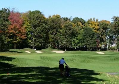 University Ridge Golf Course Hole 15 Tee - Girls HS