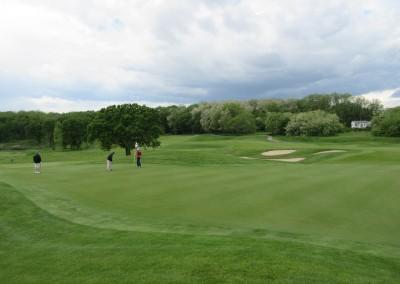 University Ridge Golf Course Hole 16 Green