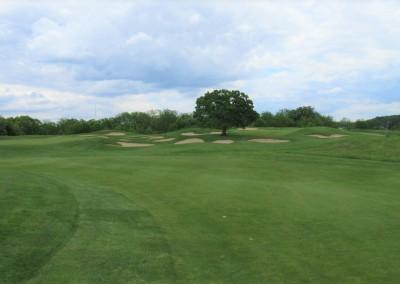 University Ridge Golf Course Hole 16 Second Shot