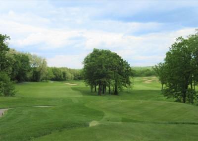 University Ridge Golf Course Hole 16 Tee