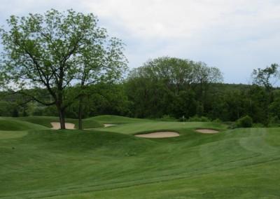 University Ridge Golf Course Hole 2 Approach