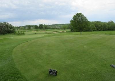 University Ridge Golf Course Hole 2 Tee