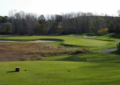 University Ridge Golf Course Hole 3 Tee