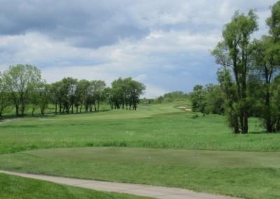 University Ridge Golf Course Hole 4 Tee