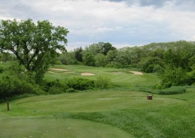 University Ridge Golf Course Hole 5 Tee