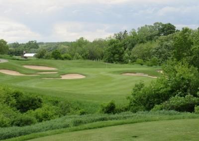 University Ridge Golf Course Hole 5 Tee Box
