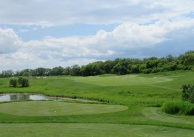 University Ridge Golf Course Hole 6 Tee