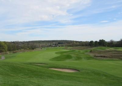 University Ridge Golf Course Hole 7 Approach