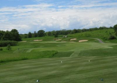 University Ridge Golf Course Hole 7 Tee