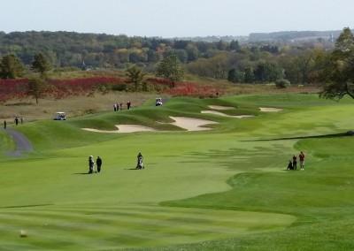 University Ridge Golf Course Hole 9 Approach - Girls HS